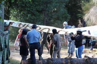 Toma de tierras: la justicia ordenó el desalojo en el campo de El Foyel