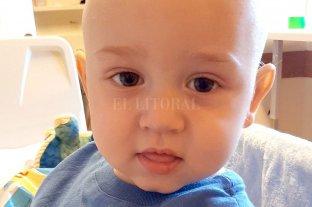 Por Ciro: Santa Fe y Buenos aires se unen para conseguir donante de médula a bebé con leucemia -  -