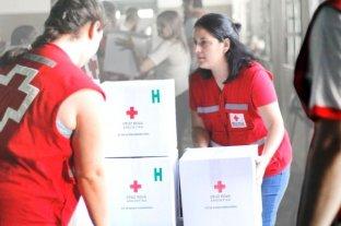 La Cruz Roja Argentina ya ejecutó el 71% de las donaciones del Plan de Respuesta para el Covid-19