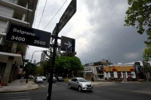 Alerta meteorológico por tormentas fuertes con lluvias intensas para la ciudad de Santa Fe -  -