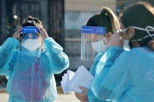 Argentina, más de un millón de casos de coronavirus -  -