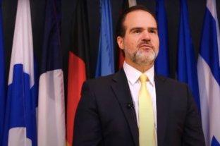 El Presidente del BID dijo que trabajará con Arce en la recuperación económica de Bolivia