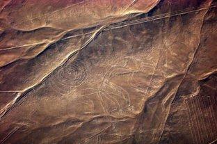 Descubren una nueva figura entre las Líneas de Nazca