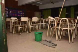 Se realizará un coloquio para evitar el abandono y la deserción escolar  - El desafío es evitar aulas vacías cuando pase la pandemia. -