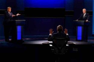 """Trump critica las nuevas reglas del debate electoral y la presencia de un moderador """"completamente parcializado"""""""