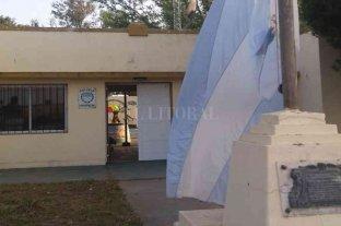 Una escuela rural de Campo Castro hizo punta y ya comenzó las clases