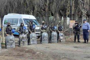 Comunidad mapuche fue desalojada de forma pacífica en Río Negro