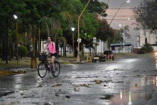 Así avanzan las lluvias por Santa Fe