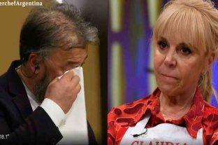 Masterchef Celebrity: Claudia Villafañe emocionó a Donato De Santis al recordar momentos de su infancia