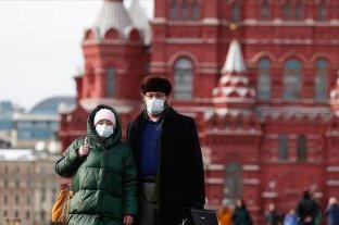 Rusia registró más de 16 mil nuevos contagios de coronavirus