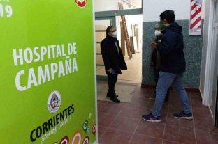 Corrientes reportó 48 nuevos casos de coronavirus