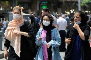 Más de 5.000 contagios de coronavirus en una jornada récord en Irán