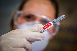 """60.000 voluntarios recibieron vacunas chinas contra el coronavirus sin """"efectos adversos"""" - Imagen ilustrativa. -"""