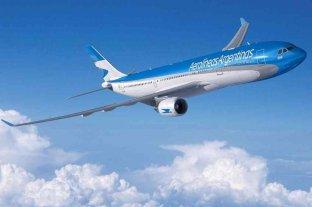 Aerolíneas Argentinas dio a conocer su programación de vuelos regulares de octubre