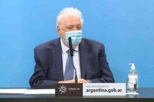 Ginés González García sostuvo que las primeras vacunas se comenzarían a aplicar antes de fin de año