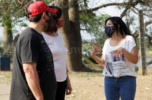Gabriela Solano propone peatonalizar la calle Gómez Cello en la costanera santotomesina