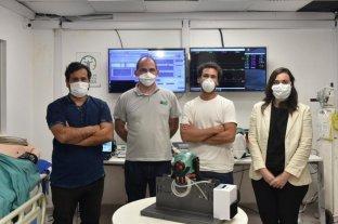 La ANMAT aprobó la realización de un respirador mecánico diseñado en Rafaela -  -
