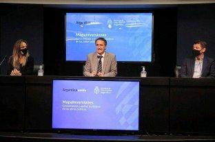 Katopodis presentó la plataforma MapaInversiones del Ministerio de Obras Públicas