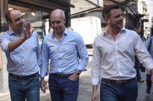 Corral y López Molina hablaron con Larreta, de cara a las elecciones