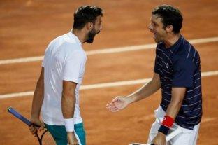 El tenista argentino Horacio Zeballos jugará el ATP World Tour Finals de dobles