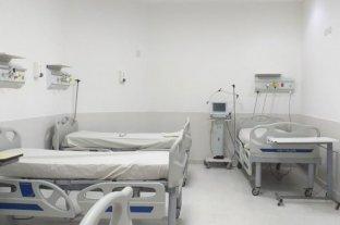 Coronavirus: el Cullen sumó cinco camas críticas con respirador