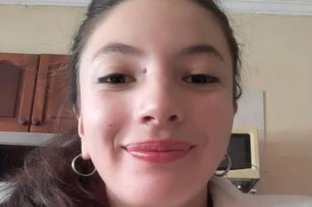 Buscan a Julieta Ortega en la ciudad de Santa Fe