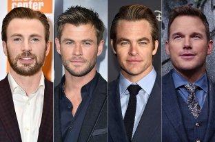 """Según Twitter: entre todos los """"Chris"""", Pratt es el menos favorito"""