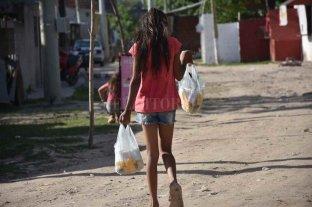 Cómo atraviesan las infancias el duro contexto de crisis social y económica
