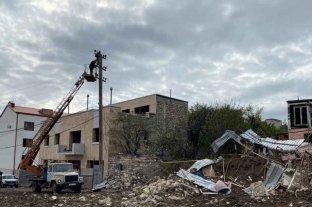 Azerbaiyán informó 19 muertos tras un nuevo ataque, pero Armenia lo niega