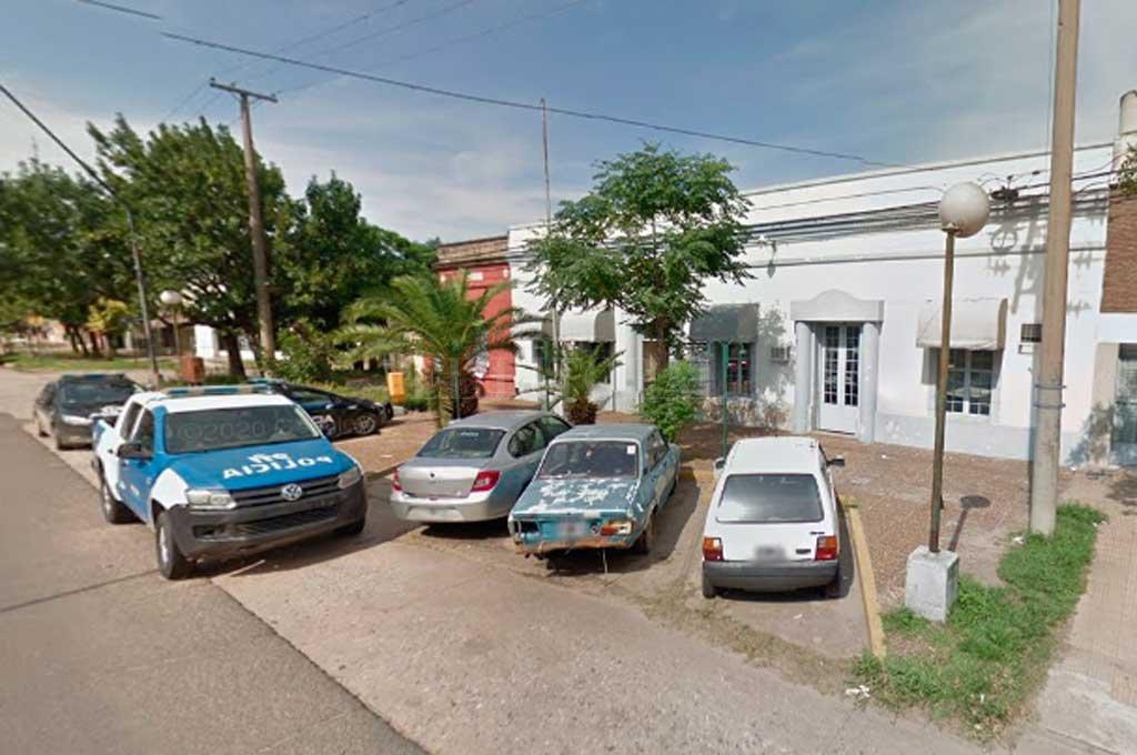 La chica se presentó en la Seccional 8va, de barrio Guadalupe Crédito: Captura de Pantalla - Google Street View