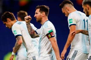 Eliminatorias Sudamericanas: horario confirmado para el partido entre Perú y Argentina