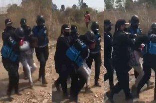 Palpalá: detuvieron a una funcionaria nacional en un violento desalojó de una comunidad aborigen