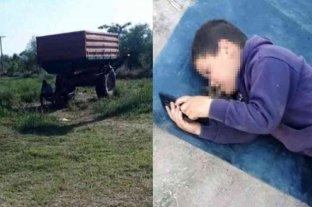 A una familia le negaron la entrada a Formosa y desde hace dos semanas duermen en la ruta con su hijo de cuatro años