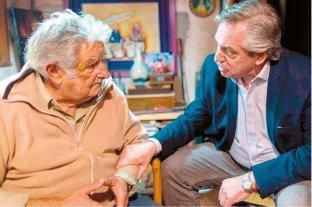 Alberto Fernández saludó a Mujica tras su retiro de la política