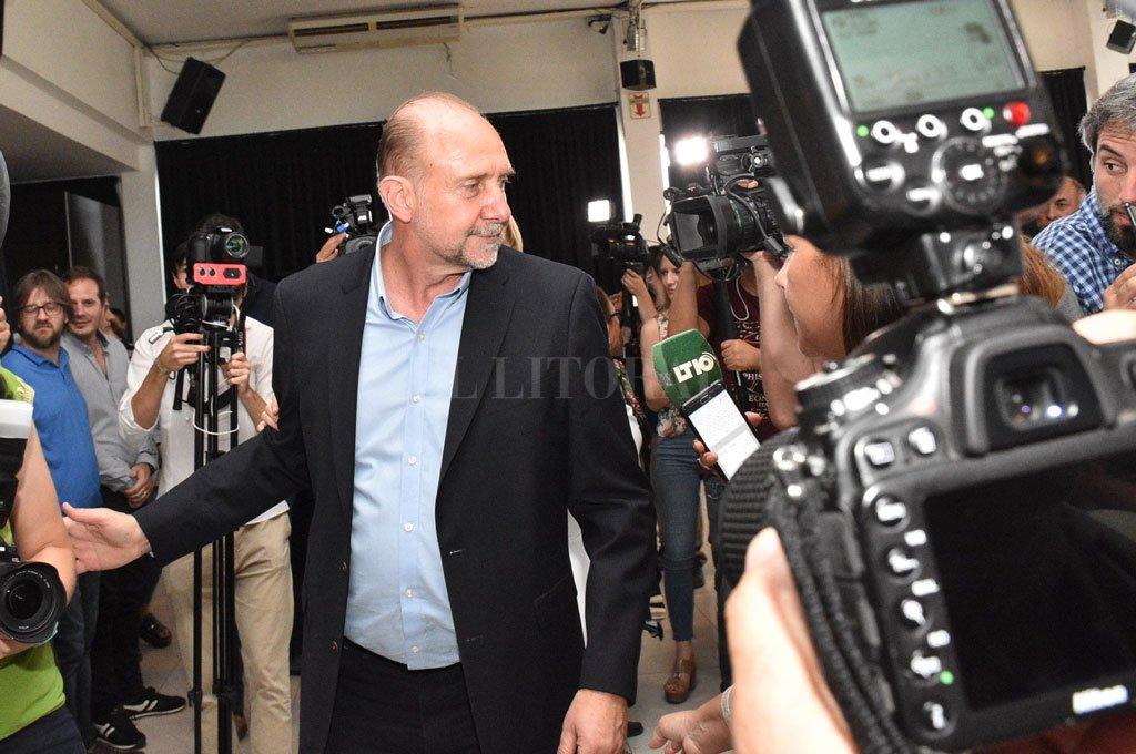 ¿Perotti presidente del PJ? Lo impulsa un sector interno del partido. Crédito: Archivo/Flavio Raina