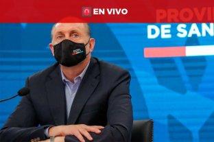 En vivo: presentan el acueducto Santa Fe - Córdoba