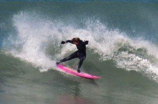 Historias detrás del primer torneo virtual de surf