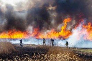Incendios en Salta: nueve focos permanecen activos