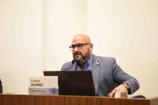 Carlos Suárez solicita que se convoque de manera urgente al Consejo de Seguridad -  -
