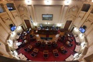 Veto contra reemplazantes: el Senado define este jueves - El Senado santafesino tiene 12 bancas del PJ y 7 de la UCR. -