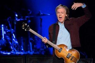Paul McCartney anunció nuevo disco