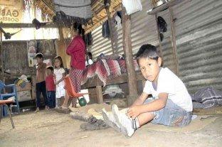 Alertan sobre la tendencia creciente de la pobreza infantil en el mundo