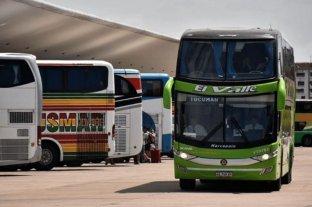 Cuál es el protocolo para viajar en transporte de larga distancia -
