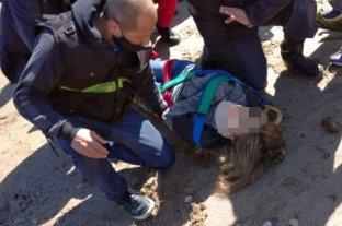 Investigan un confuso accidente que acabó con una mujer herida al caer de un acantilado