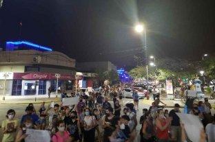 Manifestación en Formosa contra Gildo Insfrán: piden la apertura de la provincia a los residentes varados