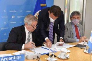 La OEA adoptó una declaración de apoyo a la cuestión Malvinas   -  -