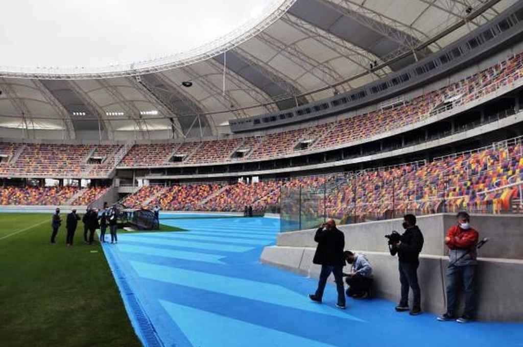 Tiene el ok. El Estadio Único de Santiago del Estero, denominado Madre de Ciudades, recibió el visto bueno de parte de las autoridades de la Conmebol para recibir a la Copa América 2021.