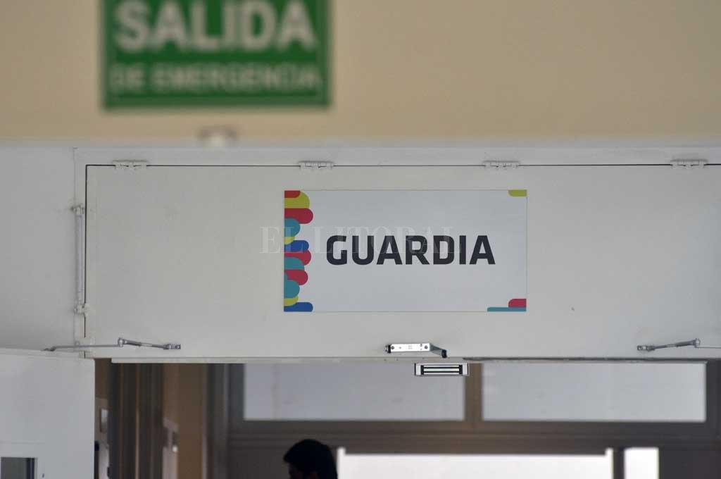 Dos hombres fueron atacados en circunstancias que se investigan y fueron trasladados al hospital Iturraspe. Uno de ellos murió Crédito: Archivo El Litoral / Mauricio Garín