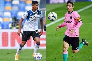 """Los argentinos Messi y Romero incluidos en el """"11 ideal"""" de la Champions League de esta semana"""