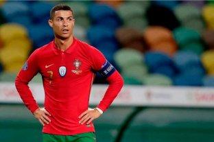 Cristiano Ronaldo vuelve a dar positivo y se pierde el partido de Champions frente al Barcelona